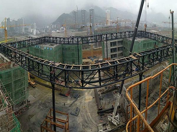 重慶網架鋼結構工程(加工,安裝)-重慶友杰鋼結構有限公司