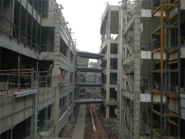 重慶多、高層鋼結構工程(加工,安裝)-重慶友杰鋼結構有限公司