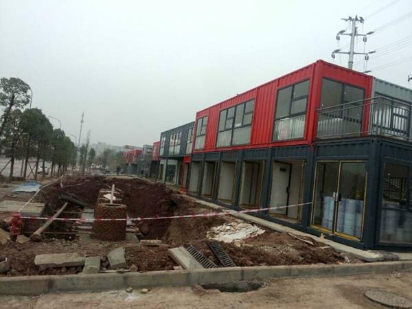 重慶模塊化集成房屋(加工,安裝)-重慶友杰鋼結構有限公司