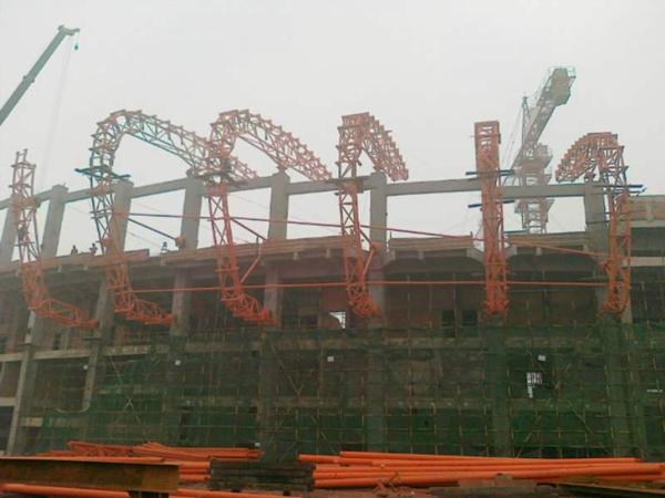 重慶裝飾鋼結構工程(加工,安裝)-重慶友杰鋼結構有限公司