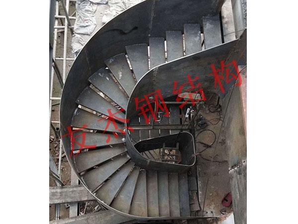 售樓部旋轉樓梯